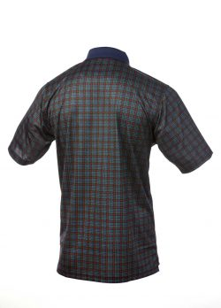 Donald Ross RD tartan rear
