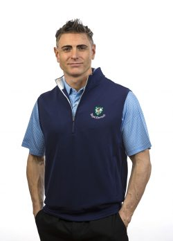 Donald Ross Tech Zip Vest