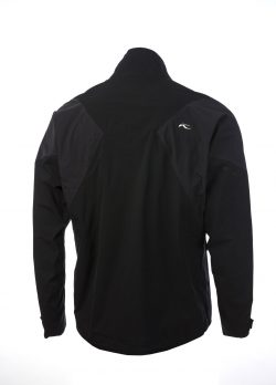 Kjus Pro3L Jacket Black Rear