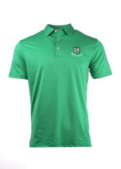 Peter Miller Solid Colour sean collar Green