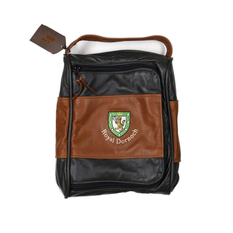 L&K Shoe Bag Brown