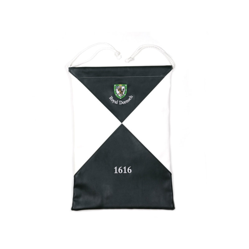 Heirtage Shoe Bag Green
