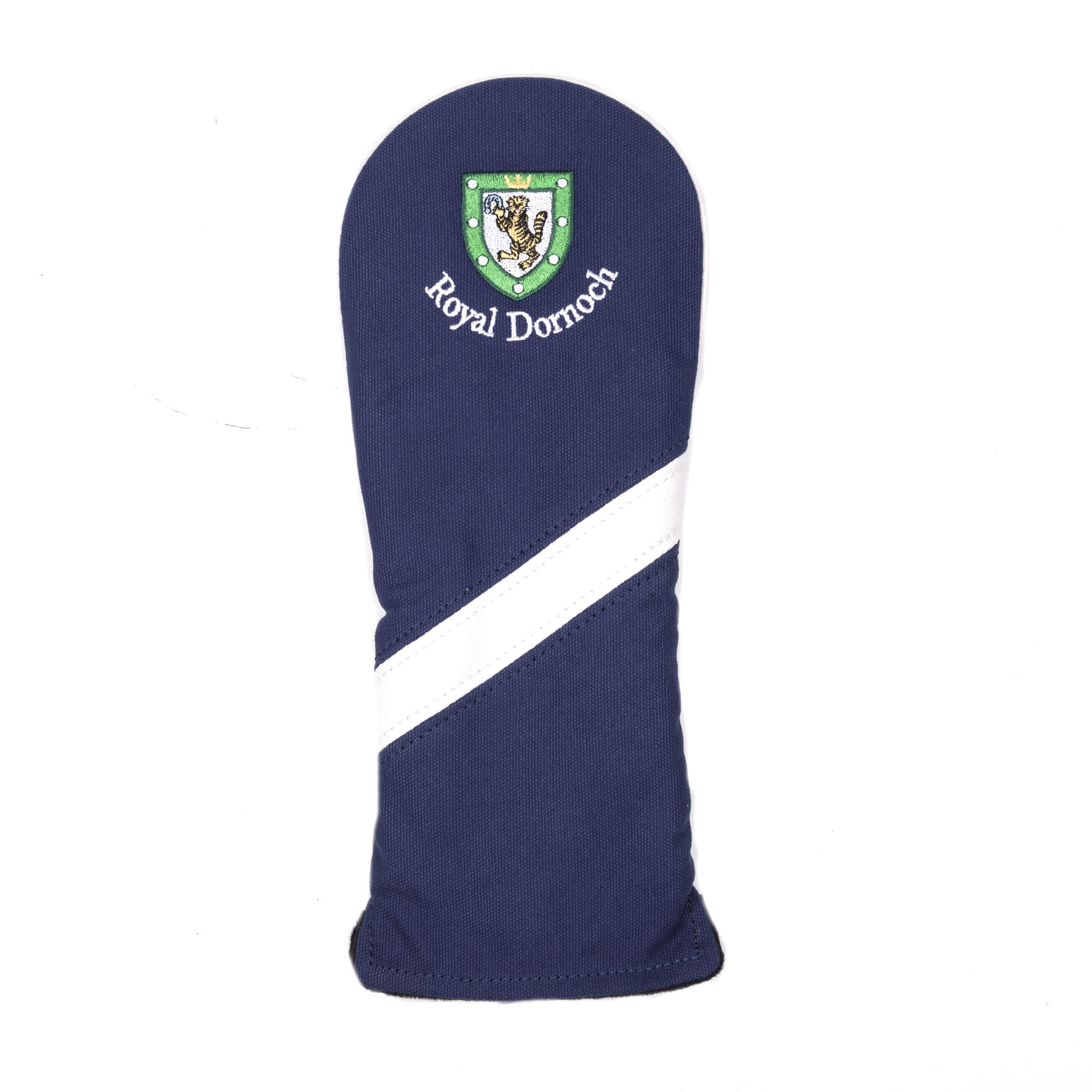 Vanto Leather Canvas Headcover Royal Dornoch Pro Shop