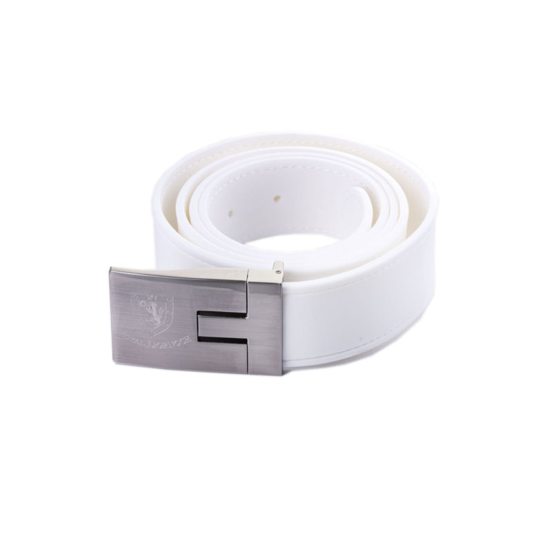 Auriga Belt White